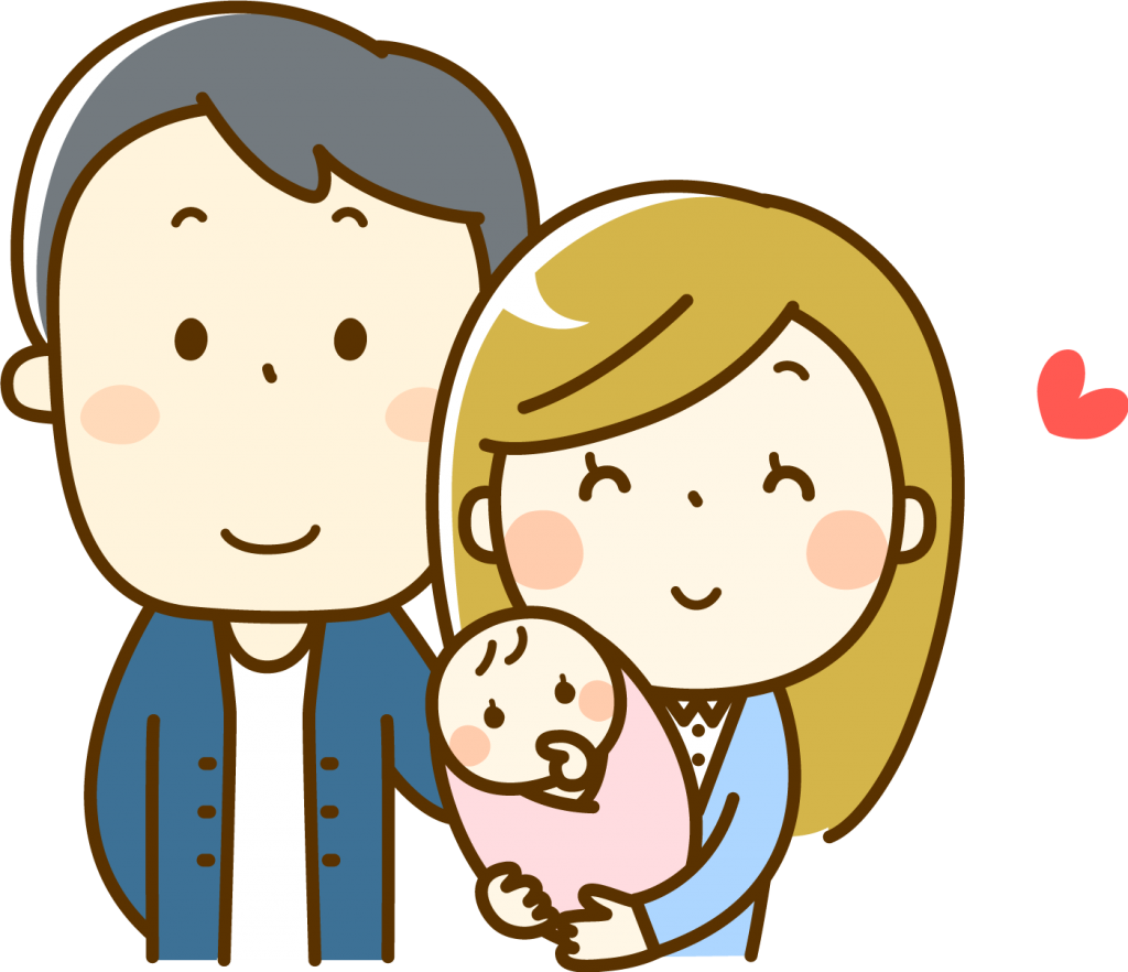 満月 出産